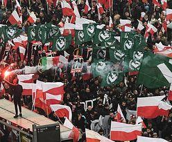 Ekstremiści na Marszu Niepodległości. Policja i ABW zatrzymała 100 osób