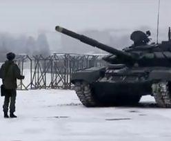 Rosja. Walentynki i czołgi. Tak się oświadczył