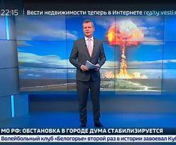 Wojenna psychoza w rosyjskiej telewizji. Straszą atakiem