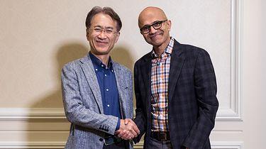 Microsoft i Sony zakopują topór