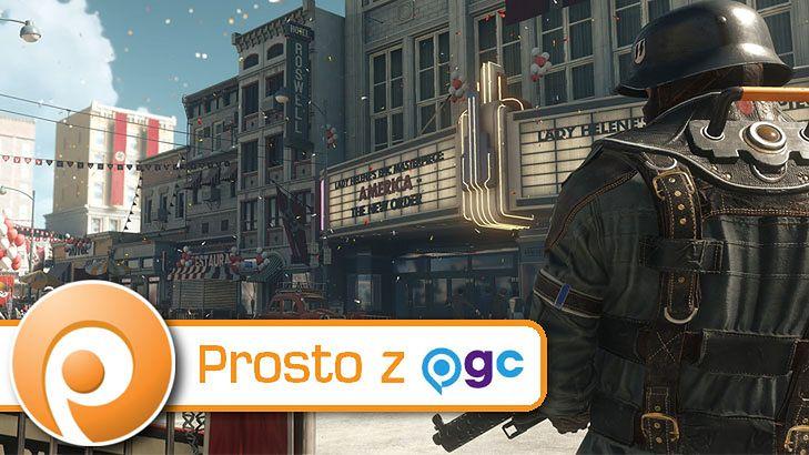 Wolfenstein 2: The New Colossus - zakochałem się w nazistowskim Roswell