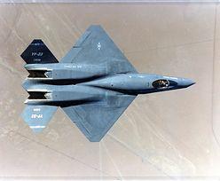 YF-23 Black Widow II - zapomniany konkurent Raptora