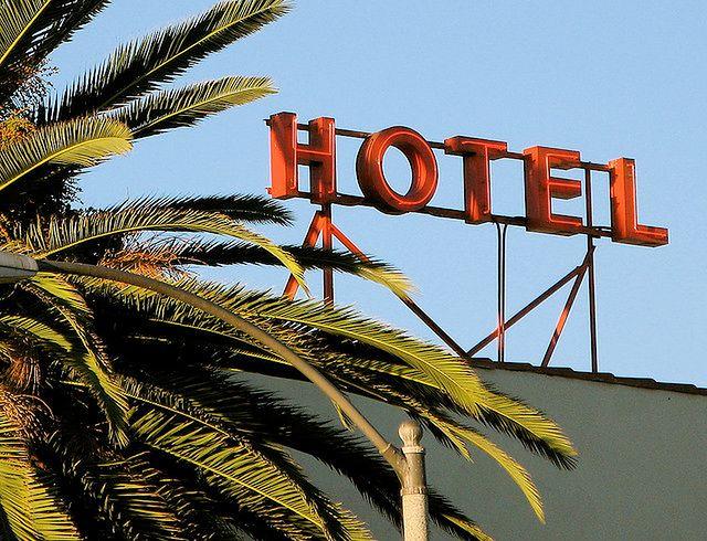 Zagrożenia w hotelu