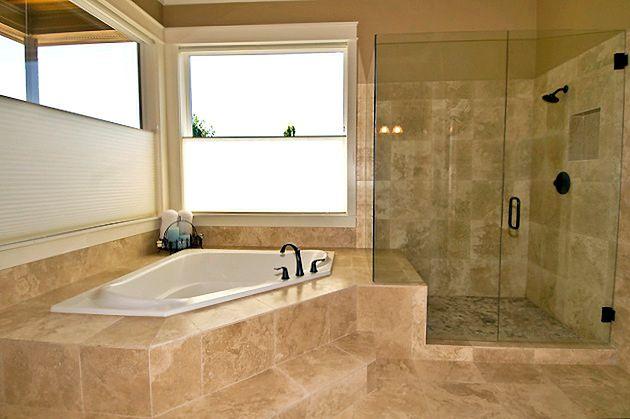 Śliska podłoga w łazience