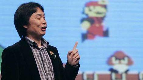 Miyamoto bije się w piersi