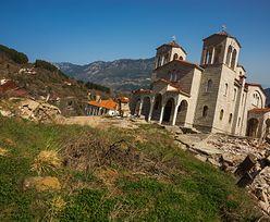 Opuszczona wioska w Grecji. Mieszkańcy nie mają odwagi do niej powrócić