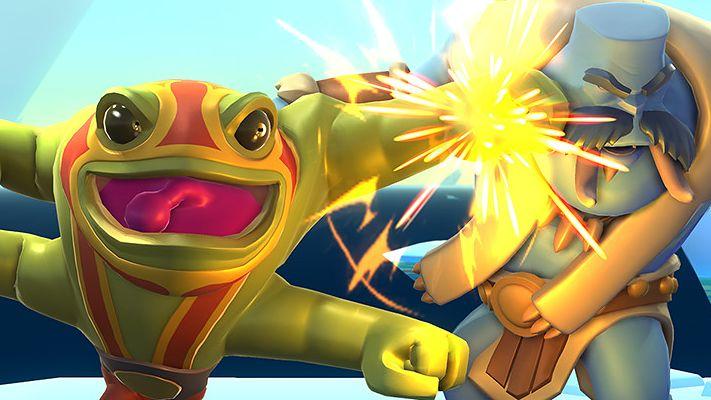 Brawlout - odpowiedź na milczenie Nintendo w sprawie switchowego Super Smasha