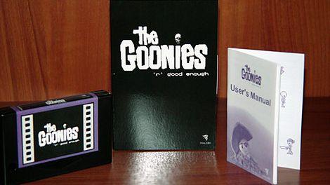 Nowa gra na stary sprzęt i to o Goonies!