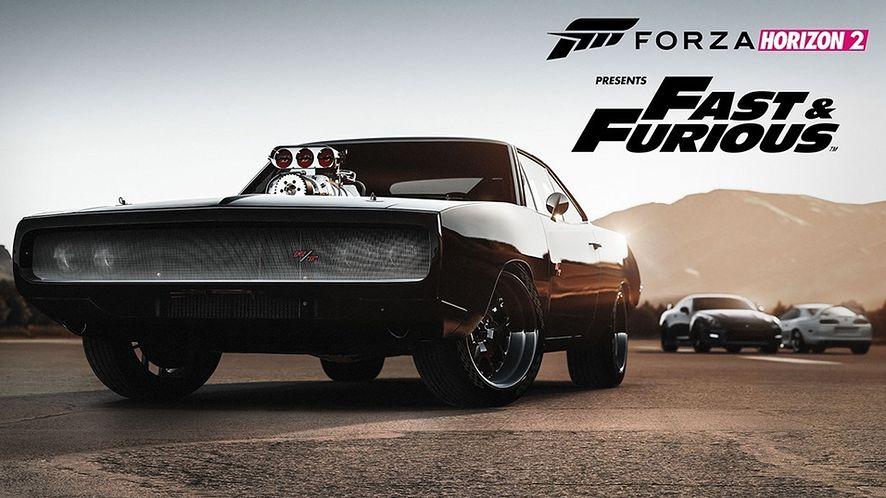 Szybcy i wściekli wystąpią w Forza Horizon 2