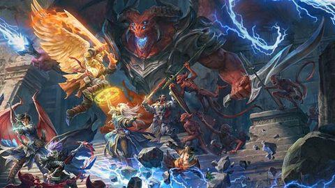 Pathfinder: Wrath of the Righteous na pierwszym materiale z rozgrywki