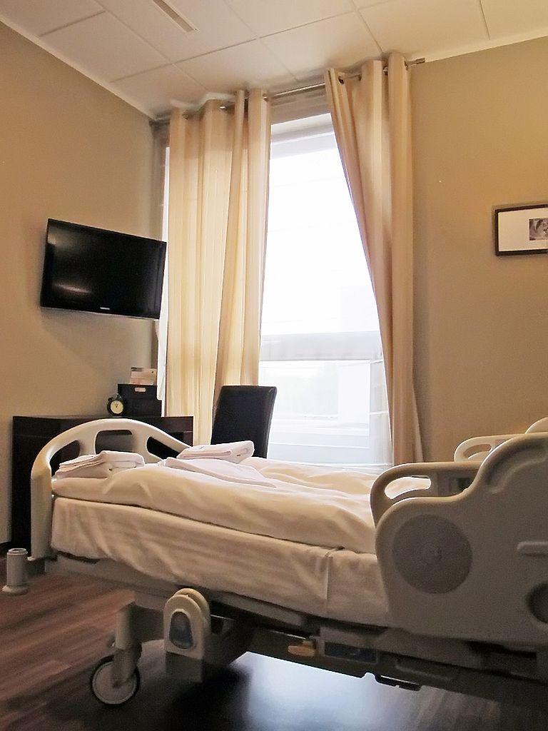 Wyposażenie sali pacjenta