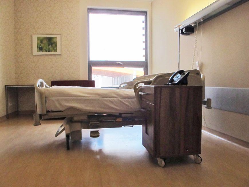 Sala pacjentki