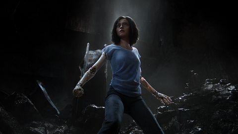 Alita Battle Angel - recenzja. Ido, Hugo i cała reszta