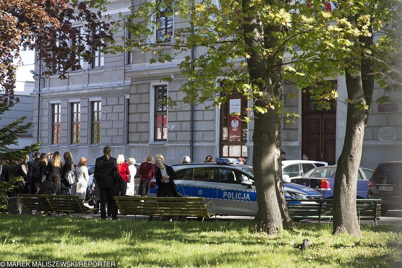 Policja musiała interweniować w wielu liceach w Polsce