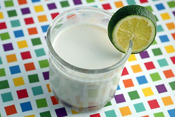 Shake z kokosem