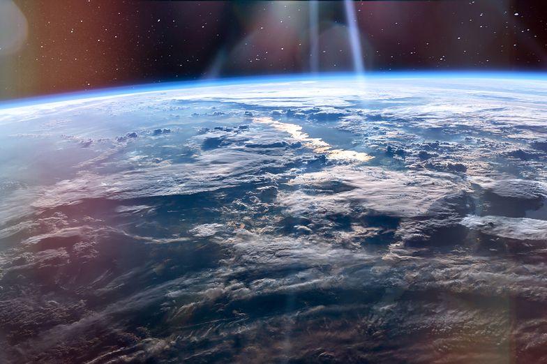 Warstwa ozonowa chroni Ziemię przed szkodliwym promieniowaniem UV