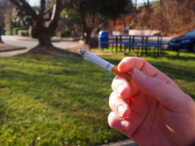 Nikotynowa terapia nie dla każdego