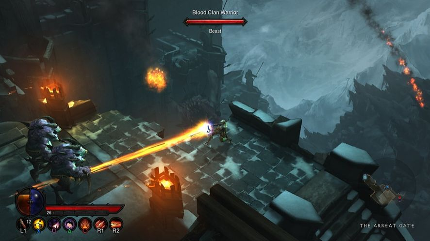 Co będzie w konsolowym Diablo 3, czego nie ma w pecetowym Diablo 3? Uniki