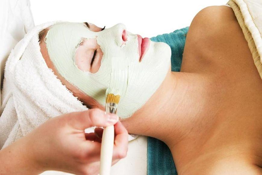 Silnie regenerująca maska do twarzy