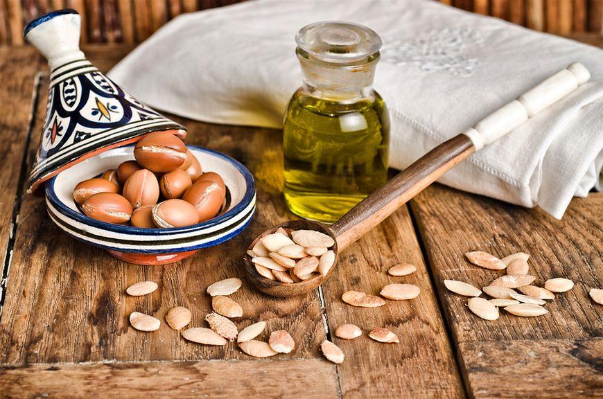 Skąd bierze się olej arganowy?