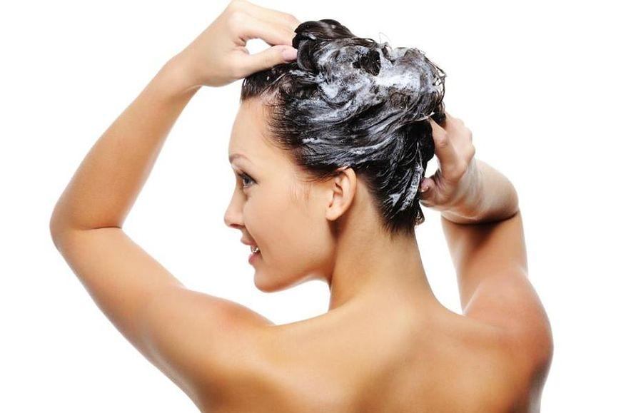 Zbyt mocny szampon