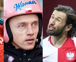 Dawid Kubacki zarobił przez cały sezon mniej niż Robert Lewandowski w... jeden dzień. Porównujemy zarobki skoczków i piłkarzy