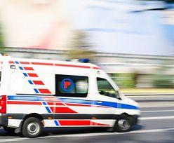 Koszmarny wypadek na A1. Nie żyje 5-latek