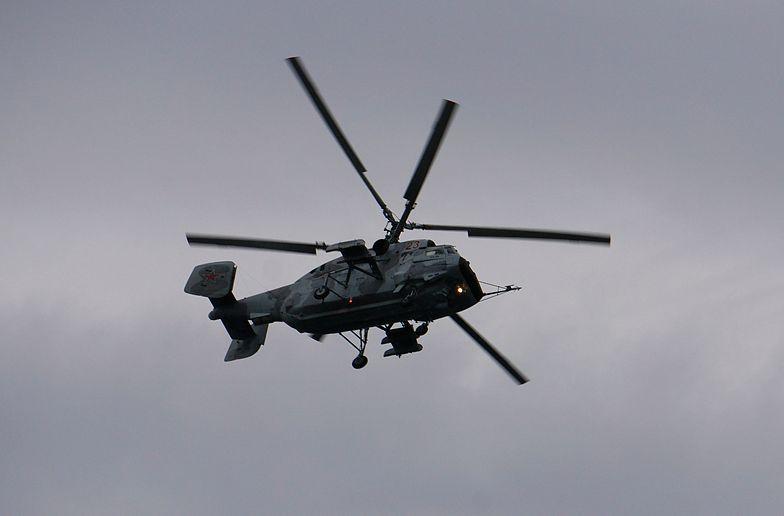 Rozbił się rosyjski śmigłowiec. Nie żyje 2 pilotów