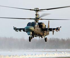 Jeden z najpotężniejszych śmigłowców na świecie. Ka-52 Katran przewyższy amerykańskiego Apache'a