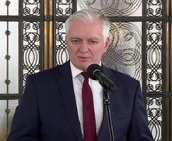 Wybory prezydenckie 2020. Jarosław Gowin nie poprze głosowania korespondencyjnego