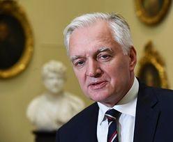 """Jarosław Gowin: to próba """"wbicia klina"""". Wicepremier o obsadzie stanowisk"""