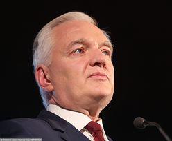 Burza wokół kandydatów do TK. Jarosław Gowin komentuje