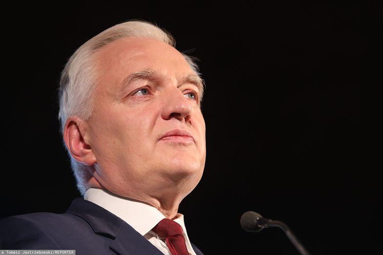 Jarosław Gowin komentuje kandydatury do TK