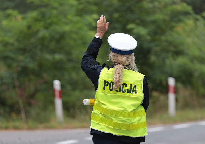 Auto kontrolowane na nowych zasadach. Policja dostała uprawnienia