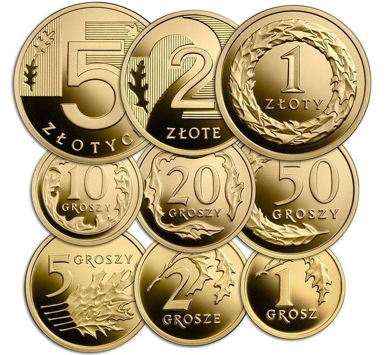 Złoty ma sto lat. NBP wydaje nowe monety