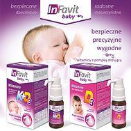 Preparat witaminowy dla niemowląt