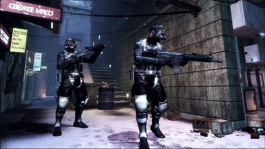 Xbox LIVE Arcade w skrócie: Blacklight: Tango Down