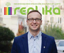 """""""Coming out"""" polskiego samorządowca. Wiceprezydent Świdnicy przyznał, że jest gejem"""