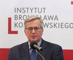 Kłopoty Instytutu Bronisława Komorowskiego. Nie złożyli sprawozdania finansowego do KRS