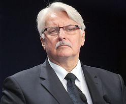 Witold Waszczykowski wkrótce przestanie być szefem MSZ