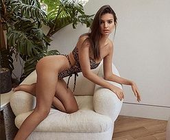 Emily Ratajkowski kusi na Instagramie. Jej zdjęcia w bikini z pewnością was rozgrzeją