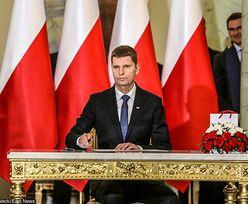 Nowy minister, nowa propozycja. Piontkowski sugeruje większe podwyżki dla nauczycieli