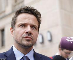 Trzaskowski: Wisła nie dojdzie do stanu ostrzegawczego