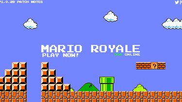 Super Mario Bros battle royale? Zapraszam, bo teraz to możliwe