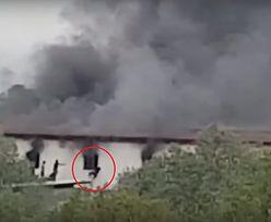 Pożar w ośrodku dla imigrantów w Bośni. Co najmniej 29 rannych