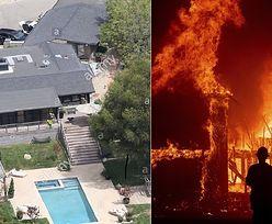Tragiczne pożary w Kalifornii. Spłonął dom Miley Cyrus