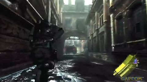 Jake i Chris pokazują, co potrafią [Resident Evil 6]