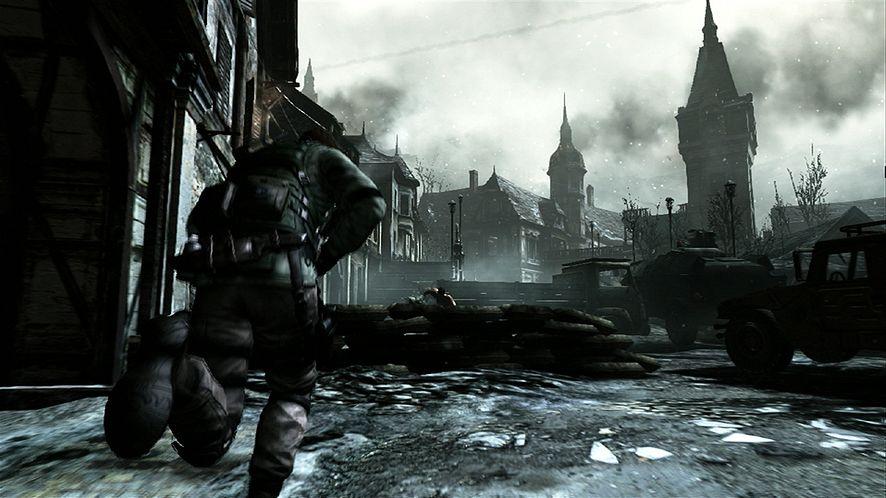 Wygląda na to, że na PS4 i Xboksa One zmierza Resident Evil 6