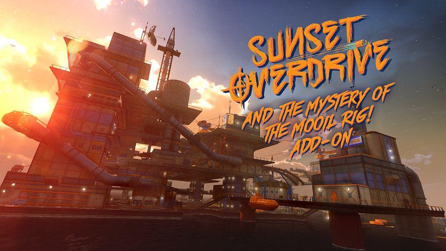 Dzisiaj premiera fabularnego DLC do Sunset Overdrive