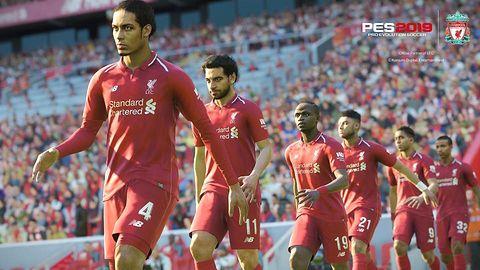 Pro Evolution Soccer 2019 oficjalnie zapowiedziane